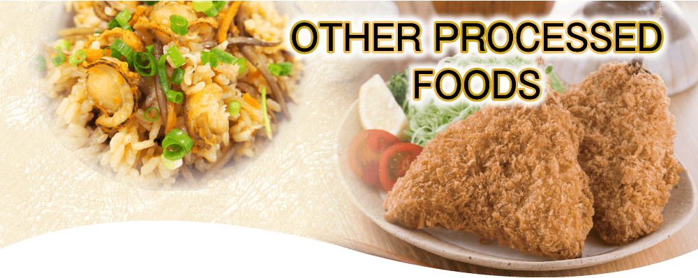 OTHER PROCESSED FOODS